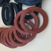 NBR Rubber Metric Rotary Shaft Oil Seal 12x21x7mm oil seals