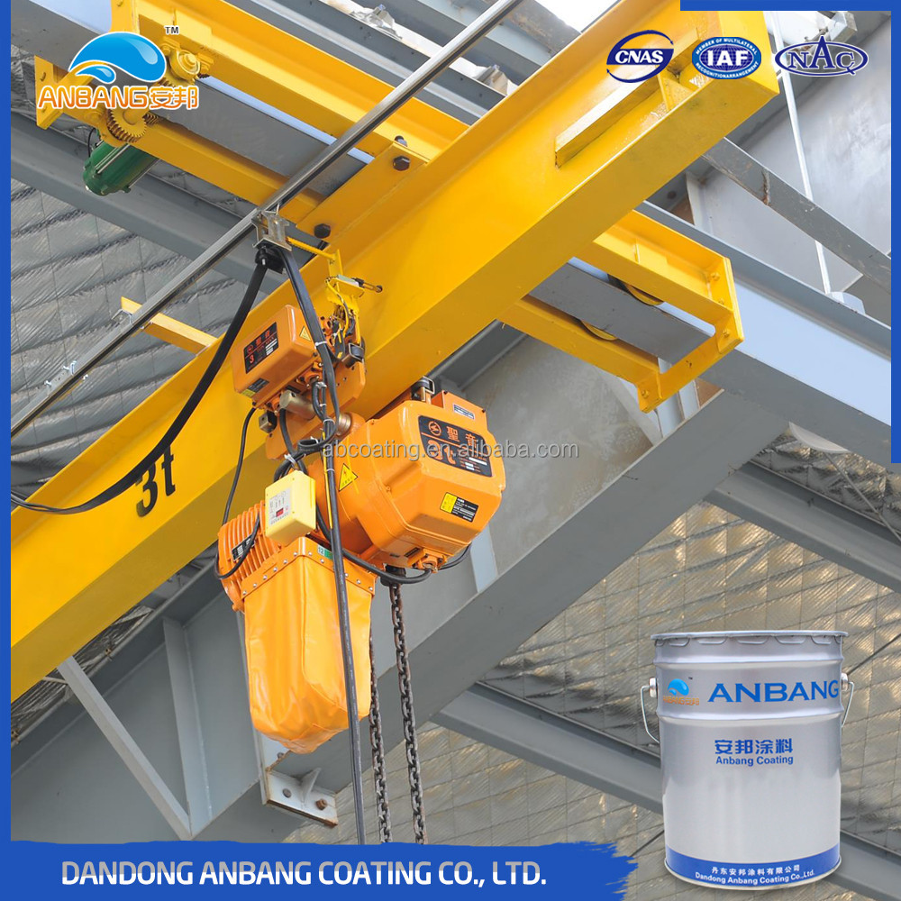 AB362L high performance anti rust coating appliance paint