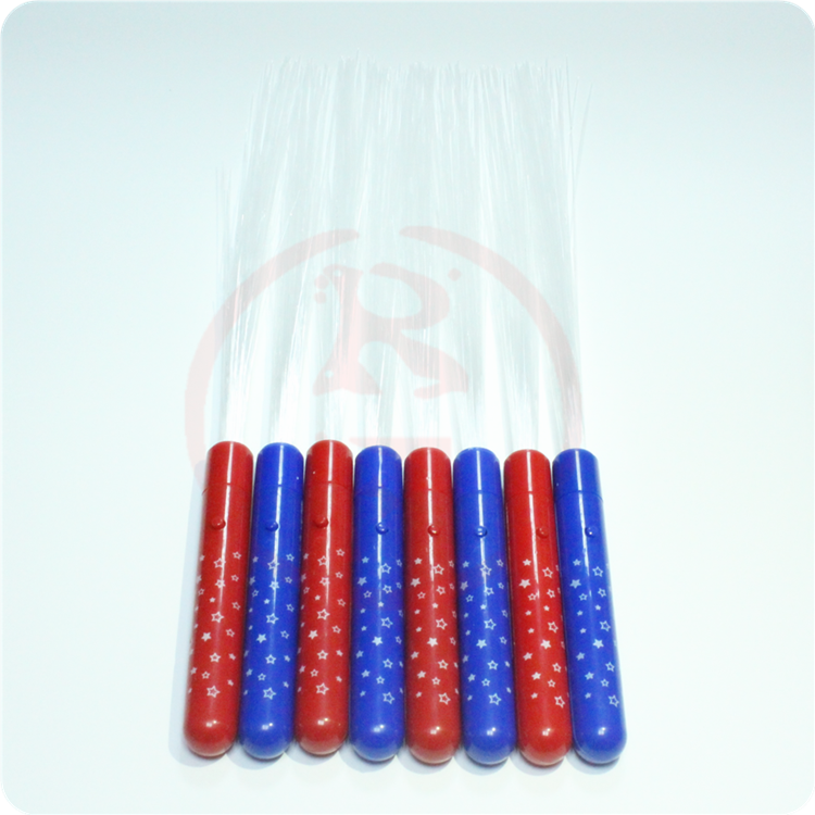 led light stick optical fiber led sticks