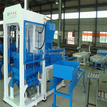 Semi-Automatic Building Material Cement Making Brick Machine (XH03-25)