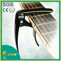 trigger good tension metal guitar capo for kapok guitar
