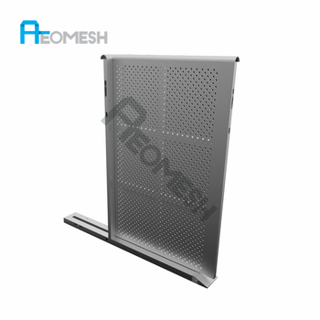 Event Crowd Security Used Aluminum Mojo Stand Barricades for Sale