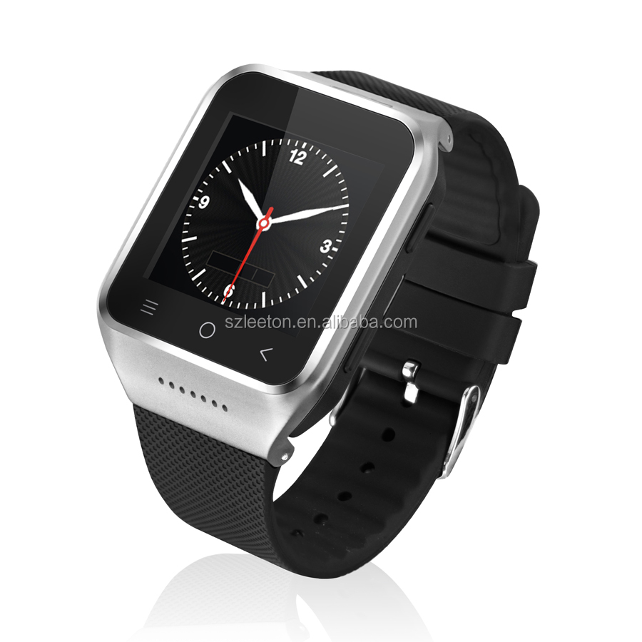 Modern design smart watch phone user manual Of New Structure