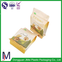 printed ziplock bags for pistachio plastic cashew nut packaging bag flat bottom plastic bags