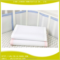 china new Baby Breathable Mesh Crib Liner,crib mesh bumpers,polyester bumpers 3D sandwich fabric cot bumpers