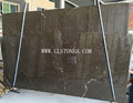 Brown Marble slab , white marble floor,Dark Emperador marble products supplier from YUNFU marble