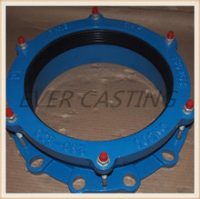 Ductile Iron Flange Adaptor for Upvc Pipe