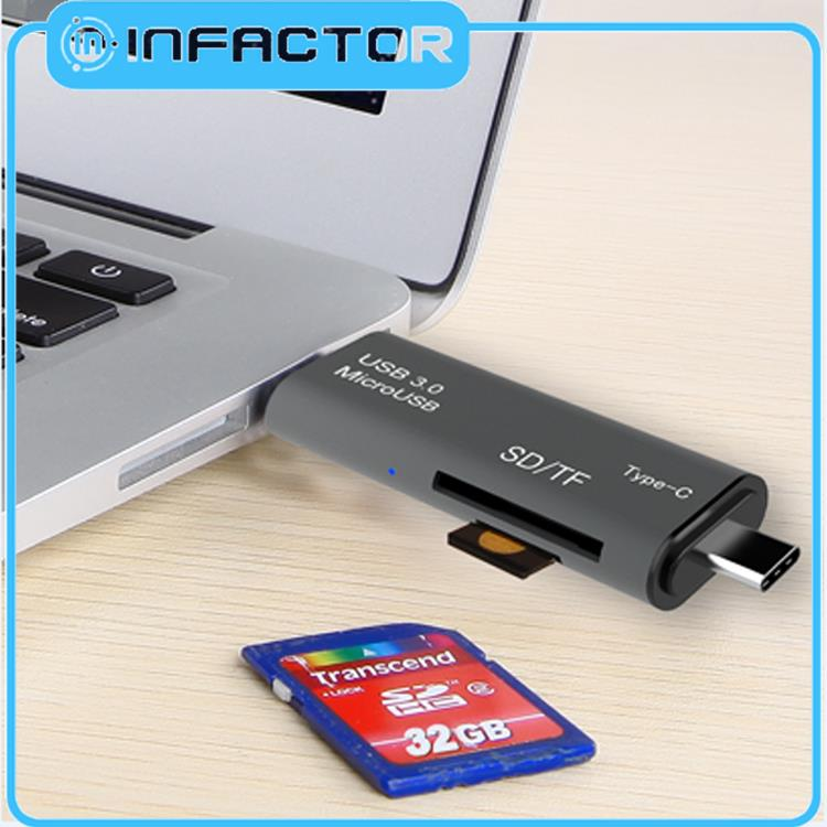 2016 new item usb tpye c multiport adapter