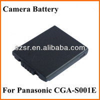 For Panasonic digital camera CGA-S001 aaa battery manufacturers china
