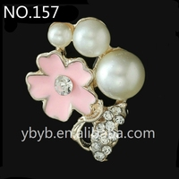 New Fashion Jewelry Wholesale Handmade Cross Shaped Alloy Snap Button Fantasy Diy Jewelry Accessories-157