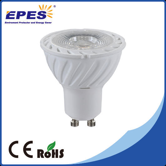 8W High Power 600Lm LED GU10 with CE ROHS