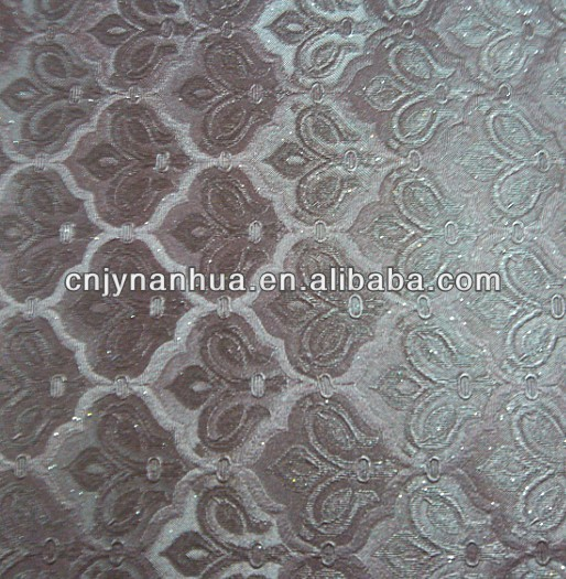 Shining pvc furniture leather