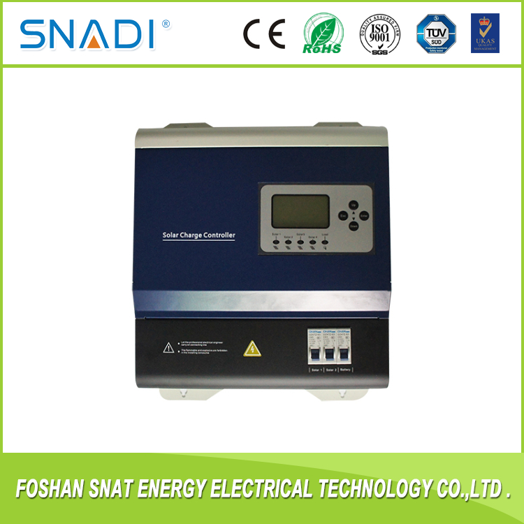 Excellent performance CP wall-mouted solar controller