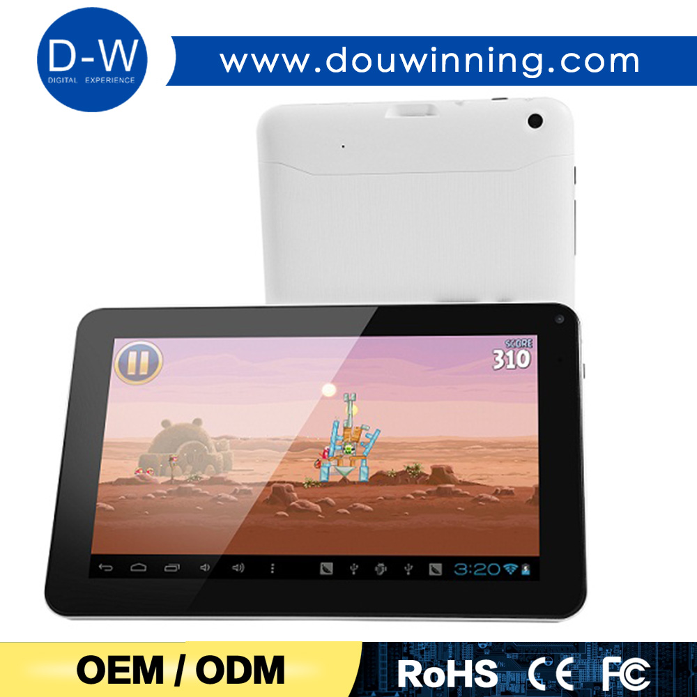 OEM 9 inch WIFI android brand your own tablet