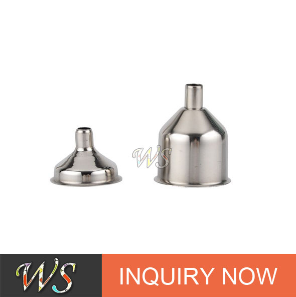 mini stainless steel shot hip flask funnel for wine beer filling strainer or a gift set accessories