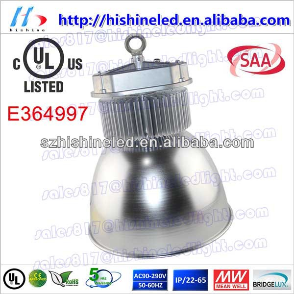 150w high power led industry lights led replacement 500w halogen