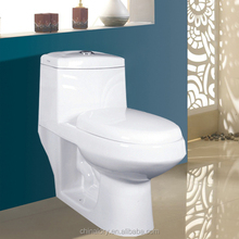 siphonic Chinese installation type and two piece sanitary ware toilet