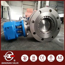 Marine butterfly valve renewable seat ring