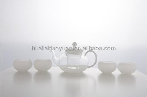 China fabrica de diseño moderno pyrex de vidrio transparente ...