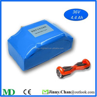 Self-balance Car Battery Pack 36V