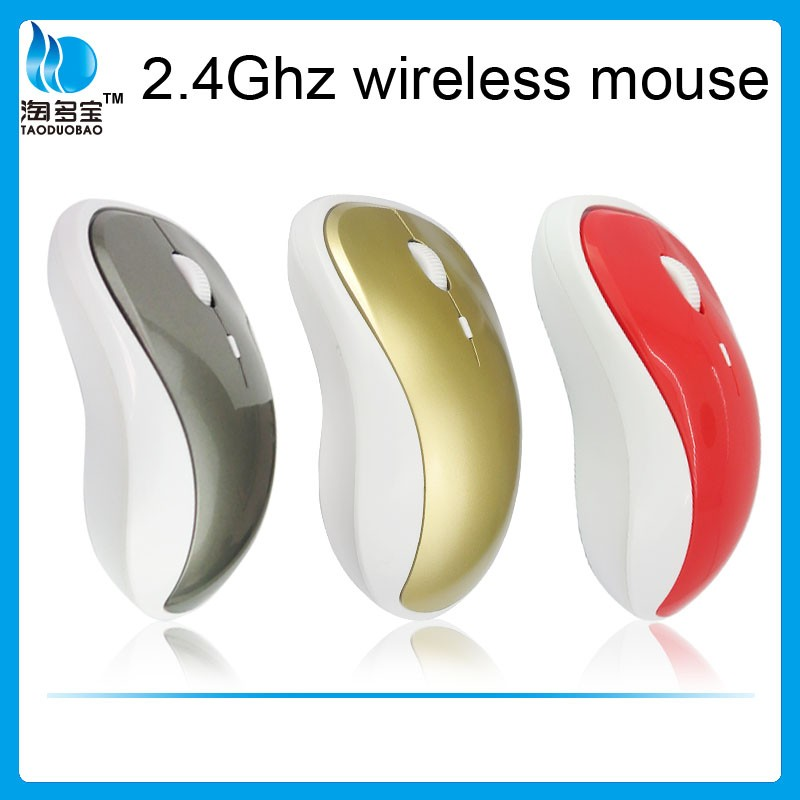 usb wireless optical Types of computer mouse