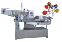 Factory price Lollipop Candy Packaging Machine