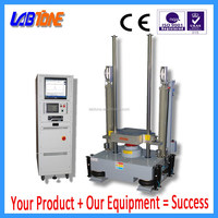 high performance friabilty testing equipment shock testing system