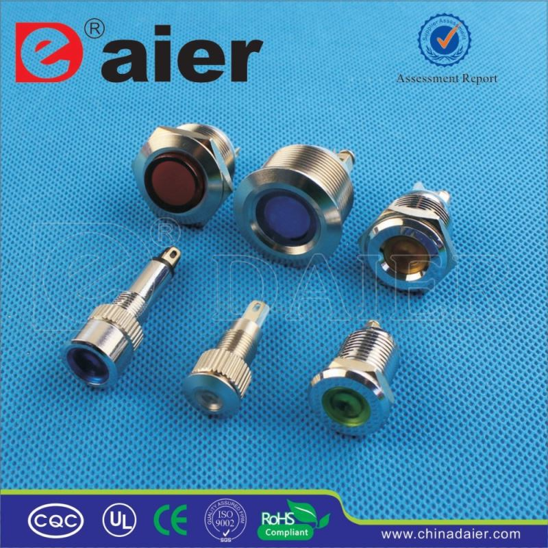 Daier wire type AD16-22DS pilot lamp