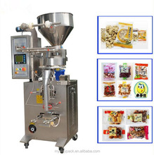 Weighing and Packaging Integrated Automatic best quality vertical snacks food packing machine