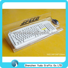 clear acrylic keyboard display manufacturer wholesale