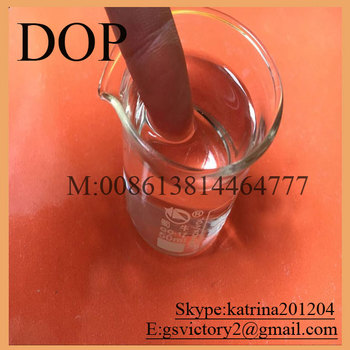 DOP oil for pvc in Plastic Auxiliary agents