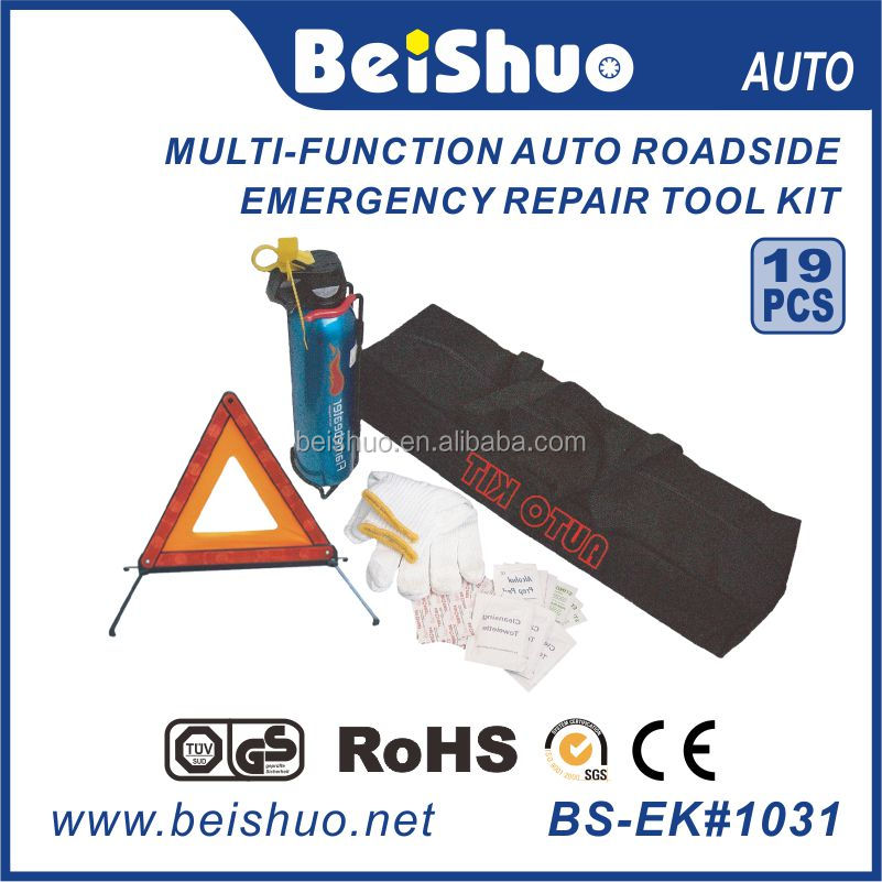 Warning Safety Kits for Auto Car Use/Emergency Kit