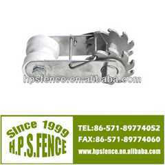 Wood Fence Wire Clip Electric Fencing Insulated Rail Fence ...