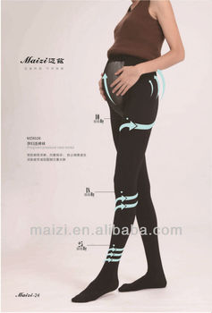 Pantyhose for pregnant woman