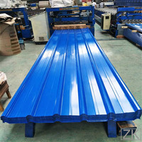 Galvalume Steel Price Metal Iron Galvanized Corrugated Roofing Sheet