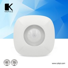 Wireless bluetooth zwave PIR motion Sensor Detector for Seucurity Alarm and Smart Home Automation Battery Powered