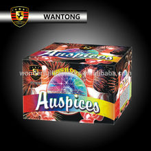 80 shots auspices 1.4G cake fireworks for festival
