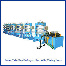 Hydrulic Motorcycle tyre inner tube curing press