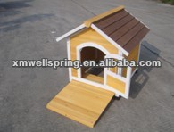 Wooden Pets Kennel/ps Dog House SG-011