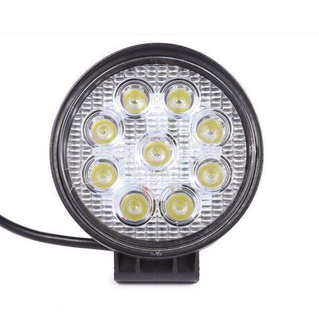 Magnetic Base 27W LED Tractor Working Lights