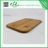 New design double color square bamboo cutting board