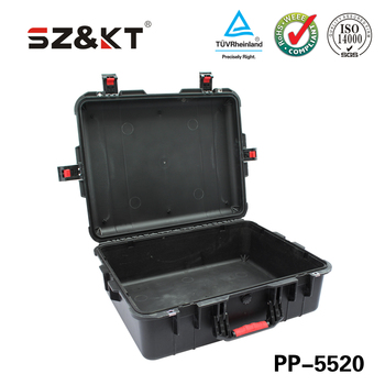 PP Plastic waterproof Portable tool case
