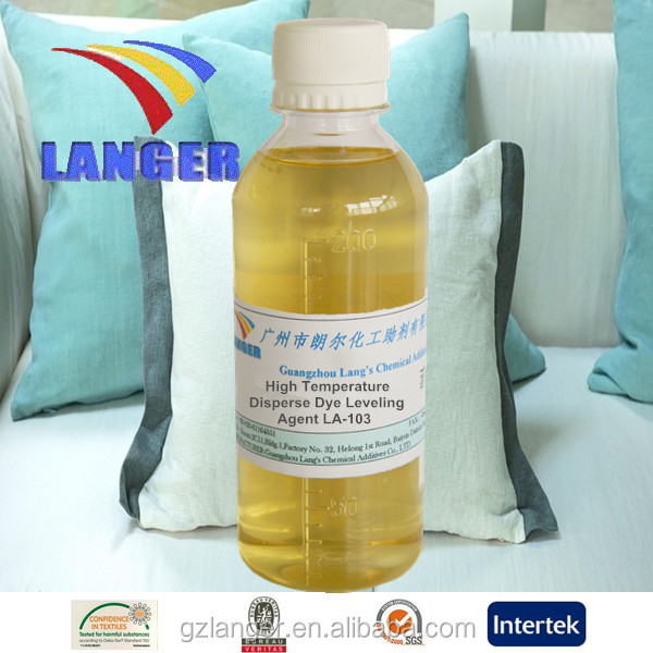 excellent chemical additives High Temperature Leveling Agent for Polyester LA-103