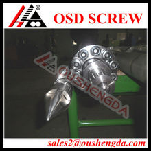 Injection moulding screw nozzle/tips for plastic machinery(screw element)