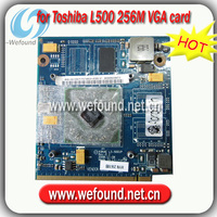 Hot! laptop 256M VGA card LS-5001P for Toshiba L500 motherboard