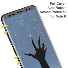 Mobile Phones and Accessories! For Samsung Galaxy Note 8 Screen Protector Auto repair Cell Phone Film for S8