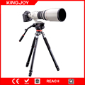Aluminum Heavy Load Video Tripod with Bowl Adapter K4008