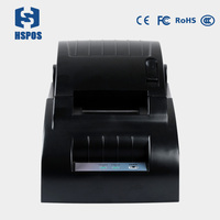 58mm pos printer thermal cheap buit-in power supply