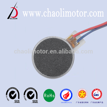 Variety of modelswidely applied vibration motor CL-1027 for LED luminous faucet