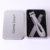 LOW MOQ Connie Cona high quality 2pcs set nail file nail clipper case